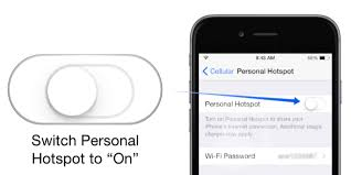How to Tether on Your iPhone 6 Plus