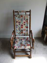 VICTORIAN AMERICAN BOSTON WALNUT ROCKING CHAIR FROM LATE 1800s | In  Withywood, Bristol | Gumtree