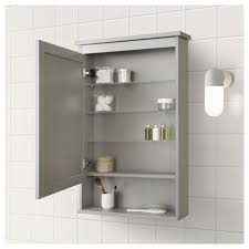 Ikea Hemnes Bathroom Storage by Hemnes Mirror Cabinet With 1 Door Black Brown Stain Ikea
