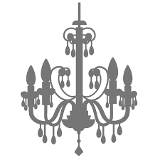 Chandelier Clipart Transparent Pencil And In Color 8 Audiocablefo