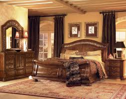 Porter King Sleigh Bed by Traditional Bedroom Furniture Designs Modren Oak Lounge Dining And
