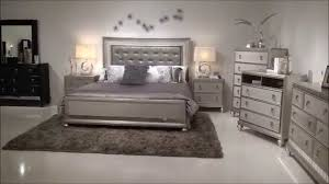 samuel lawrence diva bedroom group with upholstered headboad