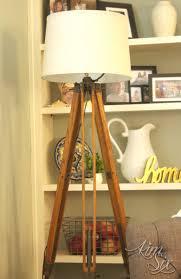 Wooden Tripod Floor Lamp Target by Lighting Wooden Floor Lamps Cool Floor Lamps Target Com Floor