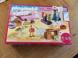 playmobil 70208 dollhouse schlafzimmer mit nähecke ab 4