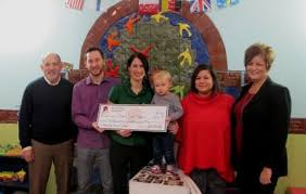 1 570 00 Donated to Open Door Preschool on Behalf of Ashley and