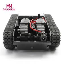 MUQGEW Brand DIY Smart Robot Tank Car Chassis Kit Rubber Track ... Latrax Desert Prunner 4wd 118 Scale Rc Truck Blue Cars Would You Pay 1 Million For A Stretched Ford Excursion Monster Zd Racing 9106s Car Red Smart With One Wheel Pictures Buy Picks Dirt Drift Waterproof Remote Controlled Rock Crawler Shop Remo 1621 116 50kmh 24g Brushed New Monster Truck 24 Ghz Off Road Remote Control Kids First News Blog Archive Trucks Fun Adventurous Epic Bugatti 4x4 Offroad Adventure Mudding And A Small And The Rude Stock Photo Picture Lamborghini