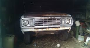 100 1978 Dodge Truck Small Friends Only Club Cab