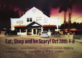 Snohomish Pumpkin Patch Zombie by Whidbey Island 2017 Whidbey Island Halloween Events Yabsta