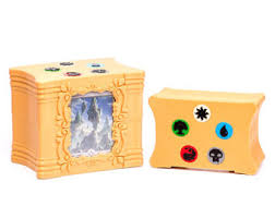 magic edh deck box commander deck box etsy