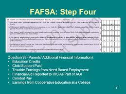 college financing workshop ppt download