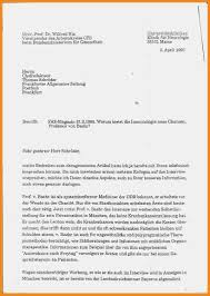 Offizieller Brief Cover Letter Sample For A Resume Bewerbungsschreiben