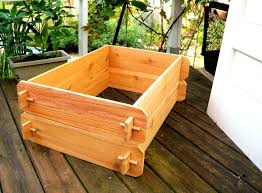 Timberlane Gardens Raised Garden Bed Kit Double Deep Two 2x3 Western