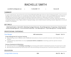 One Page Resume - 2019 Guide To One Page Resume Templates (Examples)