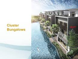 100 Northshore Bungalows White Cove Punggol Singapore Cluster By Far