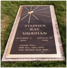 Stevie Ray Vaughan Grave Site