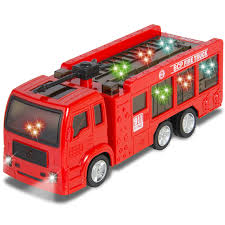 Other Radio Control - Best Choice Products Kids Toy Fire Truck With ... Wvol Electric Fire Truck Toy Stunning 3d Lights Sirens Goes Emergency Vehicle Volume And Type Rapid Response Rescue Team With Siren Noise Water Stock Photos Images Alamy 50off Engine Kids Toyl With Extending Ladder Siren Onboard Sound Effect Youtube Air Raid Or Civil Defense 50s 19179689 Shop Hey Play Battery Truck Siren On Passing Carfour At Night Audio Include Engine Lights Horn