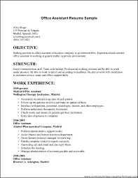 Free Resume Examples For Jobs As Well Typical Format