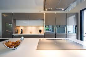 cuisine avec presqu ile skconcept cuisine contemporaine et moderne