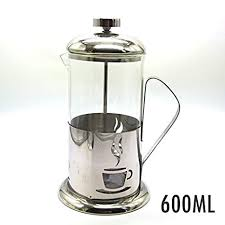 Coffee Plunger 600 Ml Pot Filter Household Tea Maker Diy French Press