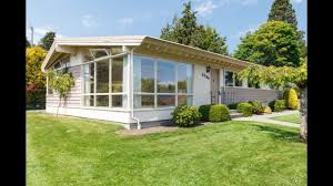 100 Modern Homes Victoria Cadboro Bay Mid Century Real Estate YouTube