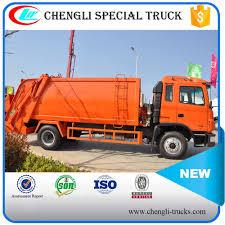 Jac 4x2 12m3 Waste Rubbish Refuse Collector Garbage Truck ...