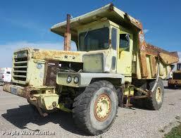 100 Euclid Truck 207FD Haul Truck Item DA3756 SOLD December 1 Con