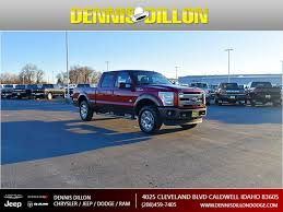100 King Ranch Trucks For Sale PreOwned 2015 D Super Duty F250 SRW Crew Cab Pickup