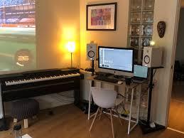 Chipzel On Twitter Mini Home Studio Complete V Cosy