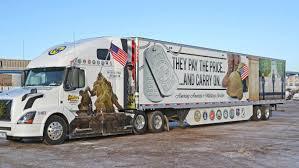 Halvor Lines Truck Hauls Special Cargo | Duluth News Tribune