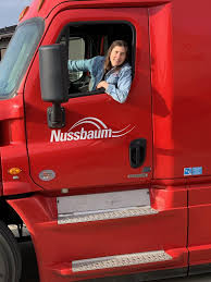 100 Nussbaum Trucking Women Truck Drivers Proving Their Mettle WGLT