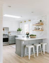 White Kitchen Idea 10 Stunning Grey And White Kitchen Design Ideas Decoholic