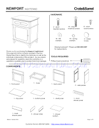 Crate And Barrel Leaning Desk White by Crate U0026 Barrel Tables Newport Nightstand Assembly Instruction