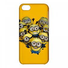 Despicable Me Minions Apple iPhone 5C Case Stars Stuff