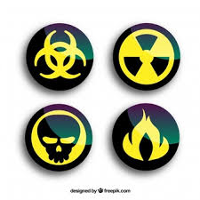 Toxic Vectors s and PSD files
