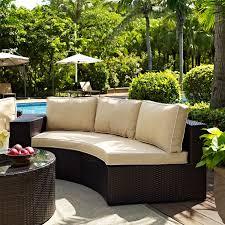 Half Circle Outdoor Furniture by Charming Semi Circle Bench 79 Semi Circle Garden Bench 40960