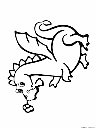 Latest Dragon Coloring Page Great Printable Dragon Coloring Pages