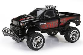 100 Rc Truck With Plow RC MONSTER EXTREME New Bright Industrial Co