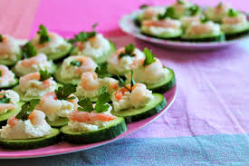 cucumber canapes delicious gluten free gluten free cucumber canapés other nibbles
