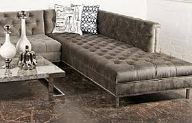 charcoal velvet hollywood sectional 9ft x 8ft chaise x 36 inches
