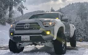 100 Fiberglass Truck Fenders 20162020 Toyota Tacoma Flared
