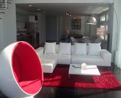 Red Brown And Black Living Room Ideas by Home Design Red White Living Room Wall Decal Cool Contemporary