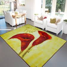 Painting Carpets by Aliexpress Com Buy 133x190cm Abstract Painting Carpets For