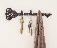 Decorative Key Holder For Wall Uk by Key Hooks Shop Amazon Com