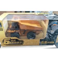100 Kids Dump Truck RC Car HUINA 1540 118 24G Alloy Remote Control