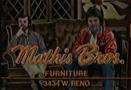 mathis brothers mercial