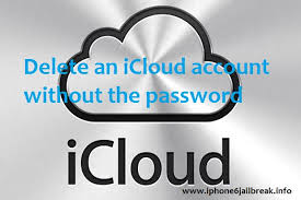 How to delete iCloud account without password iOS 9