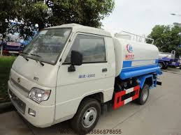 100 Smallest Truck Forland 42 LHDRHD 23m3 Mini Water Tank Truck For Sale Factory Sale