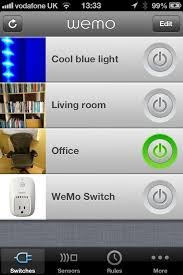 Review Belkin Wemo Switch Motion Home Automation For The Rest