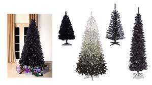 A Black Christmas Tree Is Stylish And Sophisticated Twist On The Old Emerald Standby Incorporating One Into Your Holiday Decor Makes Sleek Statement