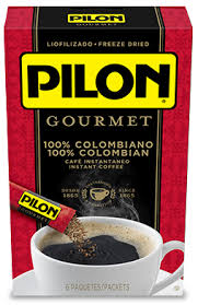 Cafe PilonR Gourmet Instant Coffee Single Serve Packets